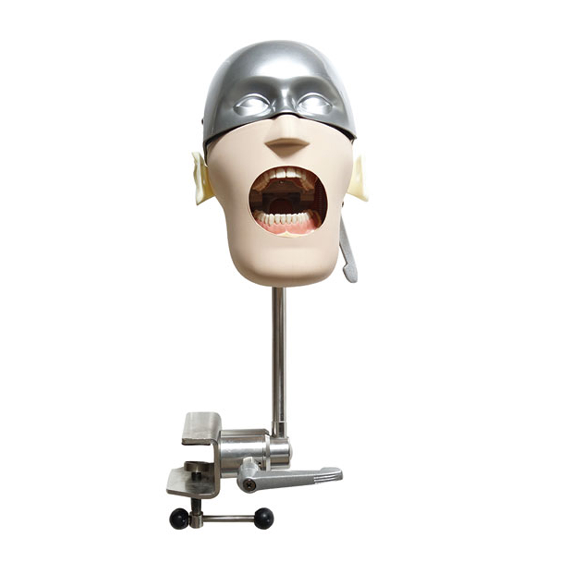 TM-U6 Phantom Head with Face Mask
