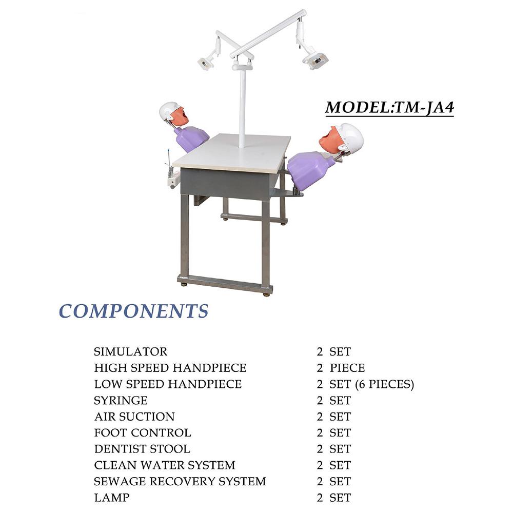 TM-JA4 Simulation Units